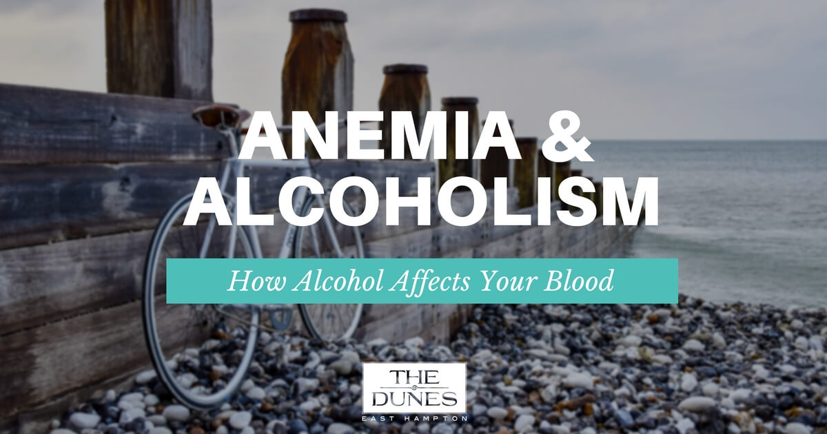 How Alcohol Affects Your Blood